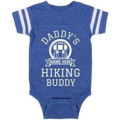 Daddy's Hiking Buddy