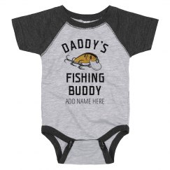 Daddy's Fishing Buddy Father's Day Gift
