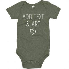 Custom Text And Art Create Your Own