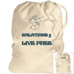LIVE FREE BAG 2
