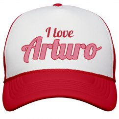 I love Arturo