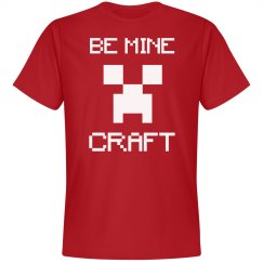 Be Mine Valentine's Day Gamer Tee