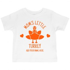 Mom's Little Turkey