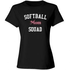 Softball mom squad