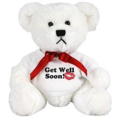 Get Well Soon Teddy