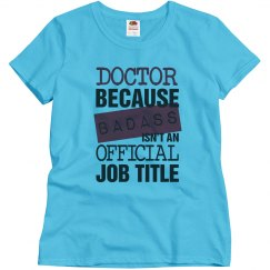 Doctors Are Badass