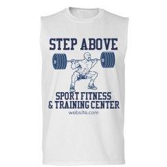 Step Above Sport Training