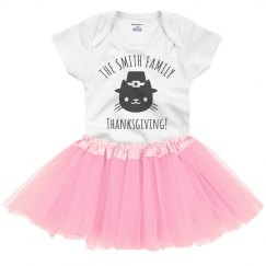 Custom Tutu Family Thanksgiving