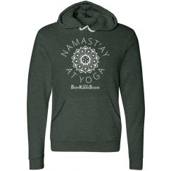 Stay At Yoga Hoodie