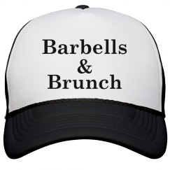 Barbells & Brunch Weekend Routine Hat