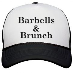 Barbells & Brunch Weekend Routine Hat