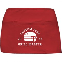 Grill Master Custom Fourth of July