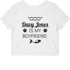 Davy Jones Is My Boyfriend