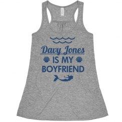 Funny Davy Jones Is My Boyfriend