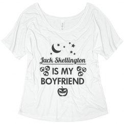 Spooky Jack Is My Boyfriend