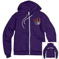Sistahs Hoodie Purple