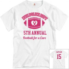 Police Charity For A Cure