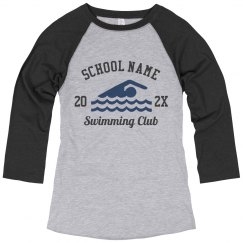 School Name Swim Team