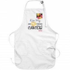 Ladies KMAC CANCER APRON