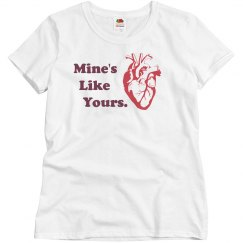 Mine's Like Yours.