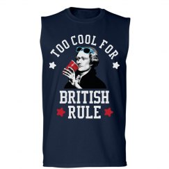 2 Cool For British Rule
