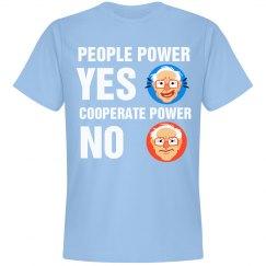 Bernie's People Power