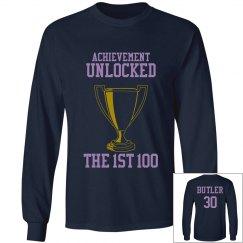 100th Day of School Achievement Unlocked