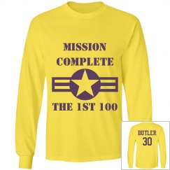 100th Day of School Mission Complete