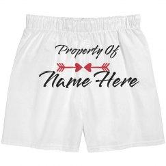 Custom Property Of Boyfriend Gift