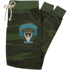 warm-up Cool Down Joggers camo