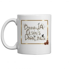 Donna J.A. Olson's Darklings Mug Light