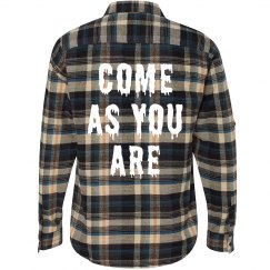Flannel Come As You Are