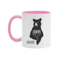 Custom Mama Bear Mug