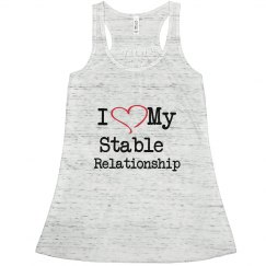 Stable relationship tank