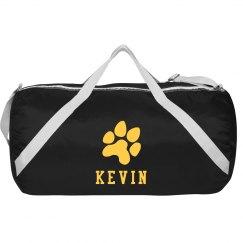 Paw Print Custom Bag