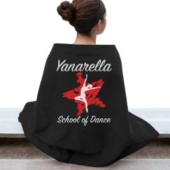Yanarella Throw Blanket
