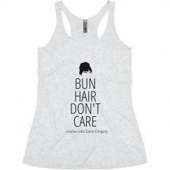 Bun Hair Tank