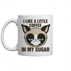 Grumpy Cat Morning Sugar