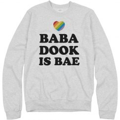 Funny Gay Pride Babadook Is Bae