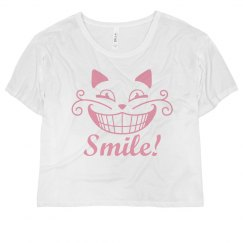 Cheshire Cat Big Smile