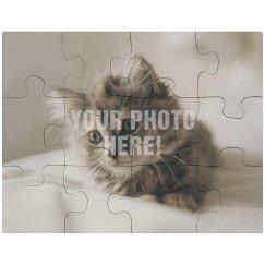 Custom Cute Pet Puzzle
