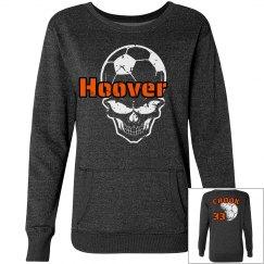 Hoover Hottie Soccer Sweatshirt