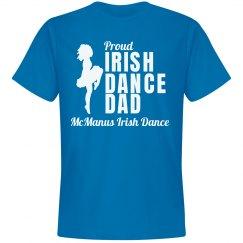 Irish Dance Dad