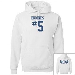 Briones #5 Hoodies