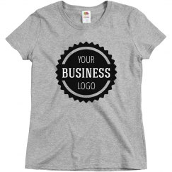 Upload Your Business Design Tee