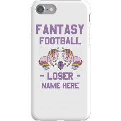 Fantasy Football Custom Phone Case