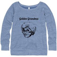 Golden Grandma Sweatshirt