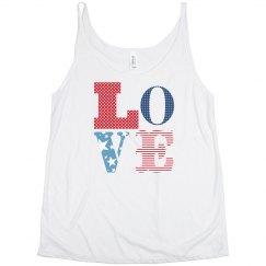 4th of July - USA - America Love