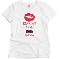 Kiss me Birthday