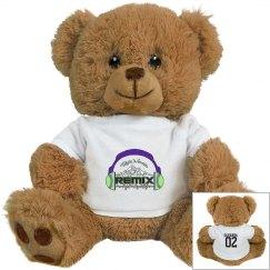 Remix Teddy Bear